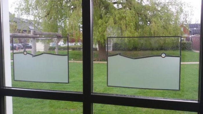 Beste AvD-Glas - Glas in lood - Amersfoort LW-64