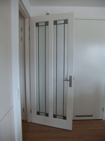 Moderne Glas In Lood Deuren.Avd Glas Glas In Lood Amersfoort