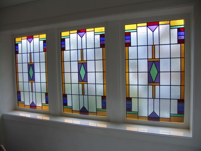 Spiksplinternieuw AvD-Glas - Glas in lood - Amersfoort IF-06