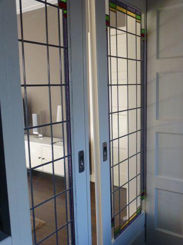 Ensuite Deuren Glas In Lood.Avd Glas Glas In Lood Amersfoort