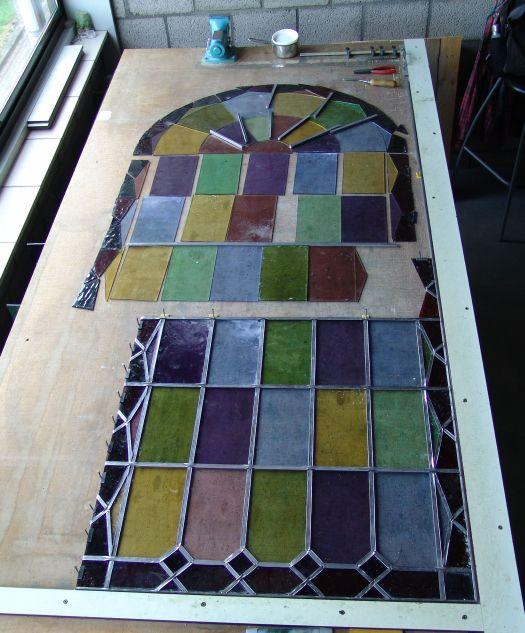 Bekend AvD-Glas - Glas in lood - Amersfoort BE44